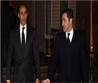 جنازة مبارك| أول ظهور لحفيده..«وعلاء وجمال» يتلقيان العزاء