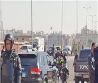 جنازة مبارك| لحظة وصول جثمان الرئيس الأسبق بالطائرة لمقابر العائلة «فيديو»