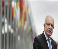 وزير خارجية فلسطين: البند السابع بحالة حقوق الإنسان سيبقى ثابتًا حتى إنهاء الاحتلال