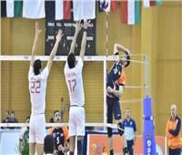 طائرة الزمالك يهزم كاظمة الكويتي ويتأهل لنهائي البطولة العربية