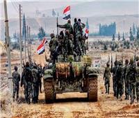 الجيش السوري يتصدى لهجوم إرهابي على سراقب