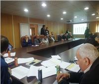 «المجتمعات العمرانية» تلتقي الشركات المُنفذة بوحدات العاصمة وبدر