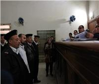 حكم بالإعدام شنقًا على الجزار قاتل أسرة كفر الدوار