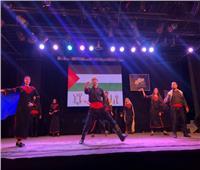 إيلياء في «تغريدة فلسطينية» بافتتاح مهرجان ساقية الصاوي السابع عشر