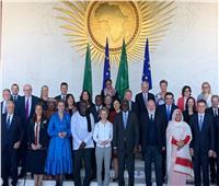 ختام الاجتماع العاشر بين الاتحادين الإفريقي والأوربي بأديس أبابا
