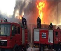 السيطرة على حريق شب فى 3 سيارات بالمنصورة