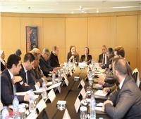 محافظ القليوبية يشارك فى اجتماع موسع مع بعثة البنك الدولي