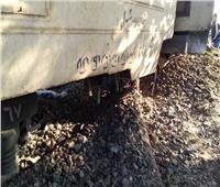 لا وفيات والإصابات خفيفة.. «النقل» تكشف خسائر حادث قطار مطروح