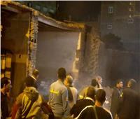 خاص| تفاصيل مصرع وإصابة 3 أشخاص في انهيار سور مدرسة بقنا