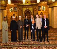 صور| وفد الخارجية الألمانية يشيد بزيارة شرم الشيخ: «مدينة الأمن والأمان»