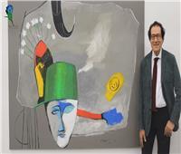 «فاروق حسني» يفتتح معرضه في «قصر عائشة فهمي»..الثلاثاء