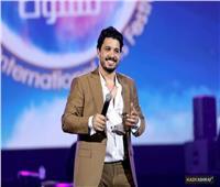 صور| مصطفى حجاج يتألق بحفل مهرجان الفجيرة