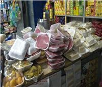 صور  ضبط 70 طنا من الدجاج منتهي الصلاحية بالإسماعيلية