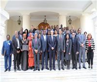 دورة لتدريب الكوادر الدبلوماسية من الدول الأفريقية الناطقة بالفرنسية