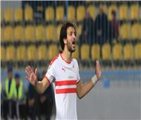 الزمالك يجدد عقد محمود علاء لمدة ٥ سنوات