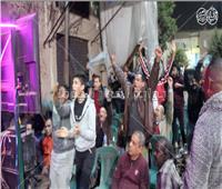 شاهد| فرحة جمهور الزمالك بالفوز على الترجي التونسي