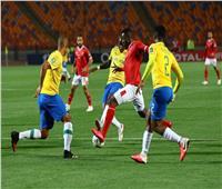الأهلي ينهي الشوط الأول أمام صن داونز دون أهداف