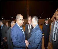 اللواء محمود توفيق يصل تونس للمشاركة فى مؤتمر وزراء الداخلية العرب