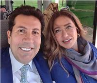 هاني رمزي وليلى علوي يشهدان زفاف ١٠٠ عريس وعروسة بسوهاج