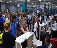 إجراءات احترازية بمطار الغردقة والقرى السياحيةللوقاية من «كورونا»