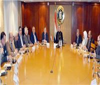 وزيرة التجارة والصناعة تلتقي مجلس إدارة الاتحاد العام لجمعيات المستثمرين