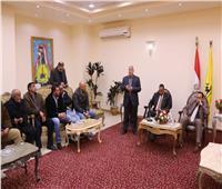 «شوشة» يطالب لسيناء بتمثيل مشرف في الدوري الممتاز