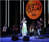 بحضور وزير الثقافة.. دينا الوديدي تحيي اليوم الثالث من «مهرجان دندرة»