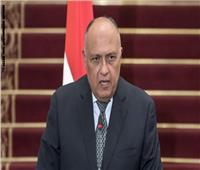فيديو| وزير الخارجية: سد النهضة قضية وجودية ولن نتهاون فيها