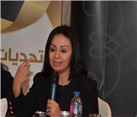 في اليوم العالمي للمرأة| مايا مرسي: سيدات مصر ينعمن بقيادة سياسية «مؤمنة» بحقوقهن