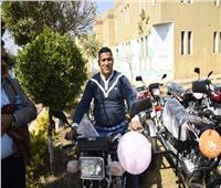 وزيرة التضامن: توفير 5 آلاف قرض لأبناء محافظة بني سويف.. صور
