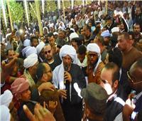 «القودة» تنهى الصراع بين عائلتى آل ماضى وآل السعيداب بكوم أمبو