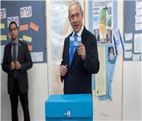 انتخابات إسرائيل| نتنياهو يحتفل بـ«النصر» بعد استطلاعات تظهر فوز اليمين بـ60 مقعدًا