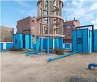 مياه أسيوط تعلن الانتهاء من رفع كفاءة 130 محطة مياه شرب وصرف صحي