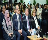 صور..السفير الكندي بالقاهرة يشيد بدعم و إهتمام القيادة السياسية فى مصر بالمرأة المصرية