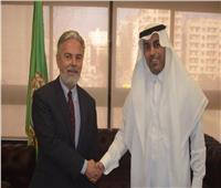 «البرلمان العربي» يُطالب البرازيل بمراجعة موقفها تجاه القضية الفلسطينية