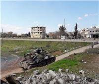 """الشرطة العسكرية الروسية تواصل لليوم الثاني تسيير دوريات في """"سراقب"""" السورية"""