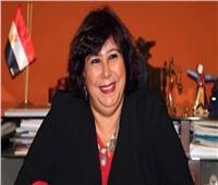 وزيرة الثقافة: إقامة مهرجان دندرة للموسيقي والغناء بشكل سنوي في معبد دندرة