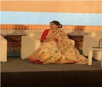 أرورا: التعاون بين مصر والهند قديم.. ويتجدد بالمنتدى الاقتصادي للمرأة