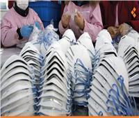 روسيا تفرض حظرًا مؤقتًا على تصدير منتجات طبية بينها الكمامات