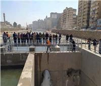 يغذي بحيرات شريان الأمل.. الانتهاء من إنشاء هدار مياه المحمودية في الإسكندرية