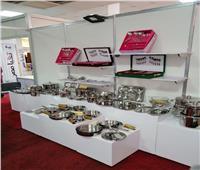 افتتاح معرض لمنتجات قطاع الأسرة بجامعة حلوان