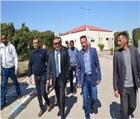محافظ الاسماعيلية يطالب بسرعة رفع كفاءة وتطوير القرية الأوليمبية