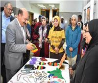 محافظ أسوان يكرم 85 من ذوى الإعاقة في إحتفالية صناع الأمل وملوك الإرادة