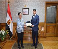 """وزارة الشباب والرياضة تطلق مبادرة """"قلب أمين"""""""