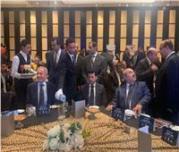 صور| بدء حفل تكريم رئيس الاتحاد الدولي لكرة اليد