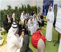 صور| مسؤولون حكوميون يبحثون تعزيز الثقافة العربية في الرأي العام العالمي مع الشباب