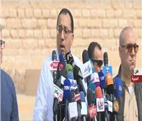 فيديو| رئيس الوزراء: ترميم الآثار المصرية يعادل تدشين المشروعات القومية