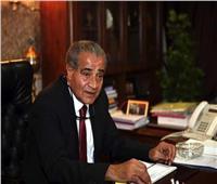 وزير التموين يفتتح بعض المشروعات في مرسى مطروح