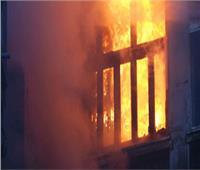 مصرع أم وطفلتيها في حريق بمسكنهن في الشرقية