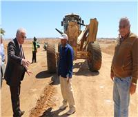 صور| «فودة» يدعو رجال الأعمال للاستثمار بالمناطق الجديدة في شرم الشيخ